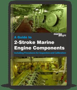 2-stroke marine engine