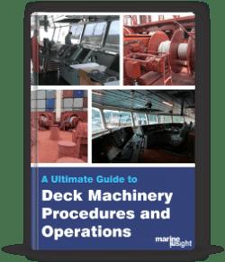 deck machinery procedures