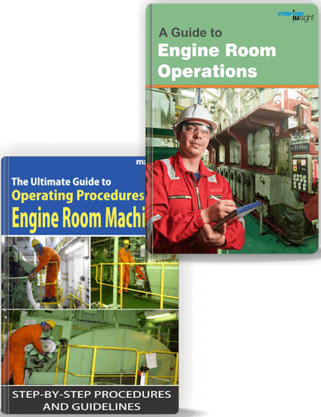 Marine Engine Room: The Ultimate Guide To Operating Procedures For Engine Room